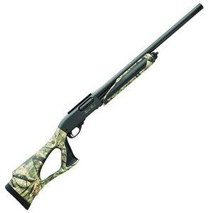 "Remington 870 SPS SuperSlug Pump Action Shotgun 12 Gauge 25.5"" Heavy Fluted Rifled Barrel 4 Rounds Synthetic ShurShot Stock Mossy Oak Treestand/Black 82101"