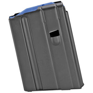 DURAMAG by CProductsDefense AR-15 SS Magazine 6.5 Grendel 10 Rounds Stainless Steel Matte Black Finish