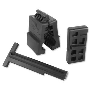 ProMag AR-15/M16 Upper And Lower Receiver Vise Block Set Polymer Black PM123A
