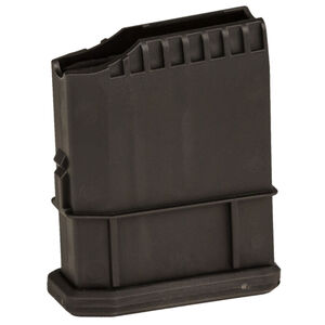 Howa Mini Action 5 Round Magazine 6.5 Grendel/7.62x39 Polymer Construction Matte Black Finish