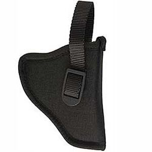 "Sidekick Hip Holster Raging Bull & S&W N-Frame 6"" Barrels Size 18 Left Hand Nylon Black"