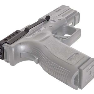 Techna Clips Retention Belt Clip Springfield XD Right Hand Steel Black XDBR-1
