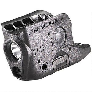 Streamlight TLR-6 Light/Laser Combo Fits S&W M&P Shield 9/40 Trigger Guard Mounted Matte Black Finish