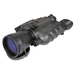 AGM Global Vision Foxbat-5 NL3 Night Vision Bi-ocular Gen 2+ 5x Magnification Level 3 108mm Lens Matte Black