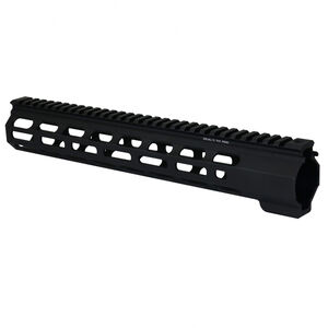 "Samson MFG AR-15 M-LOK SXS Series 12"" Free Float Hand Guard 6061-T6 Aluminum Hard Coat Anodized Matte Black"