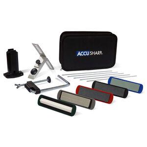 AccuSharp 5 Stone Precision Knife Sharpening Kit Universal Blade Sharpener Black 059C