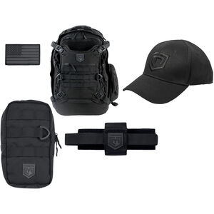 Cannae Pro Gear Tactical Bundle Pack Black