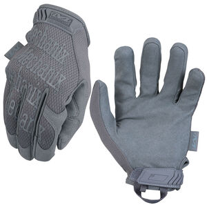 Mechanix Wear Original Wolf Grey Glove Size Medium Grey