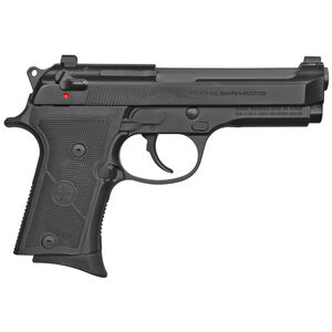 "Beretta 92X G Compact 9mm Luger 4.25"" Barrel 10 Rounds Ambi Decock Only Black Finish"