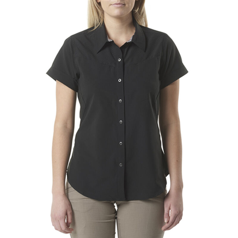 5.11 Tactical Women's Corporate Polo Shirt Small Black