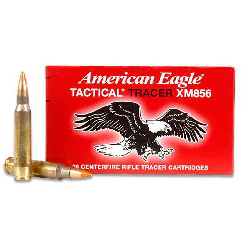 Federal American Eagle 5.56 NATO Ammunition 20 Rounds