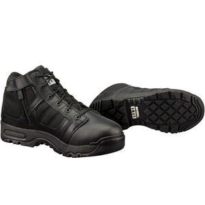 """Original S.W.A.T. Metro Air 5"""" SZ 200 Men's Boot Size 9.5 Wide Non-Marking Sole Water Proof Insulated Leather Black 123401W-95"""
