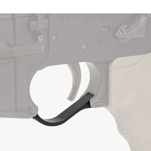 BLACKHAWK! AR-15 Oversized Trigger Guard Aluminum Matte Finish Black 71TG01BK