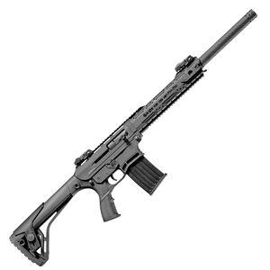 "Four Peaks/Toros Arms Copolla TR-12 12 Gauge Semi-Auto Shotgun 18.5"" Barrel 5 Rounds Flip-Up Sights Black"