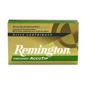 Remington .222 Remington Ammunition 20 Rounds, AccuTip-V, 50 Grains