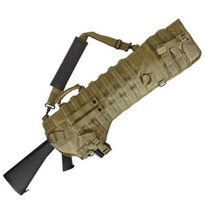Fox Outdoor Tactical Rifle Scabbard Nylon Coyote Tan 58-448