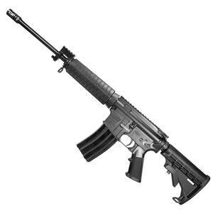 "Windham Weaponry Superlight SRC AR-15 Semi Auto Rifle 5.56 NATO 16"" Barrel 30 Round Magazine Polymer Hand Guard 6 Position Collapsible Stock Matte Black Finish"