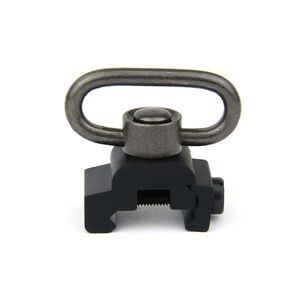 TacFire Sling Rail Mount QD Swivel Black MAR064