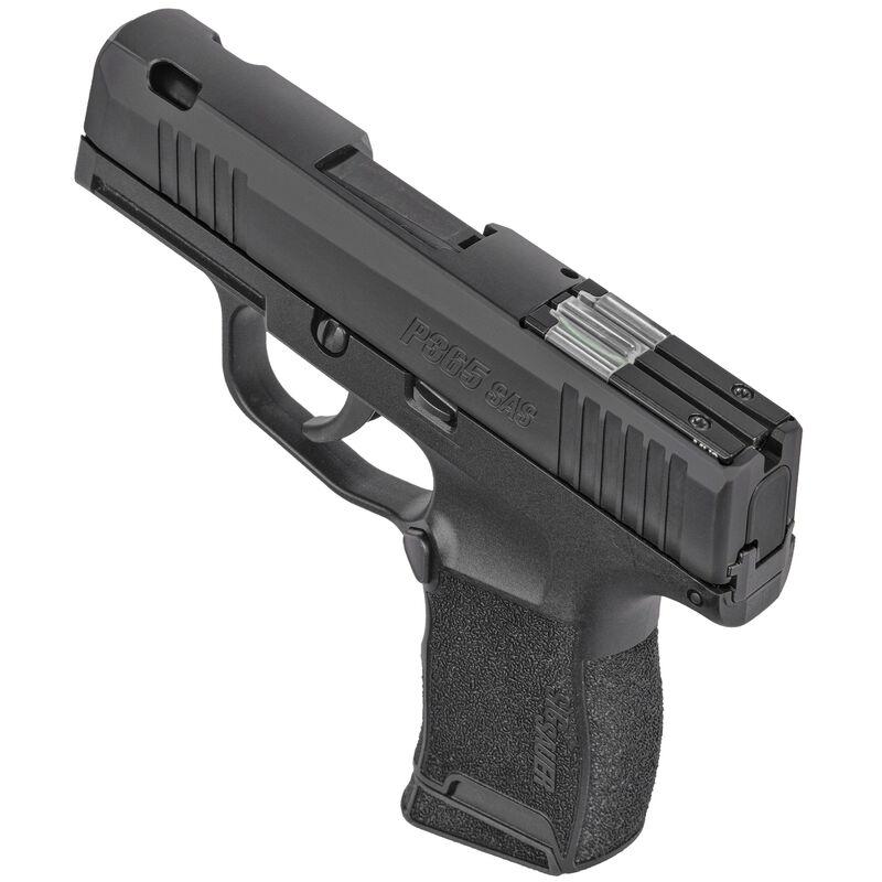 "SIG Sauer P365 SAS Semi Auto Handgun 3.1"" Barrel 10 Rounds Polymer Frame Black"