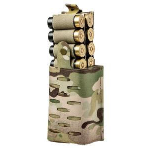 Sentry Shotgun Shell Pouch 10 Rounds Gunnar MOLLE Nylon Multi Cam