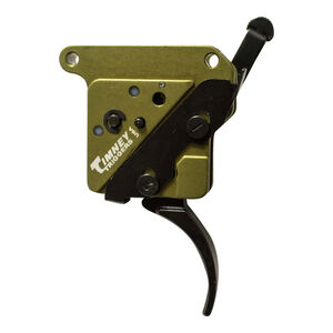 Timney Triggers Elite Hunter Remington 700 Trigger with Safety 1.5-4 lb Adjustable Pull Weight  510-V2