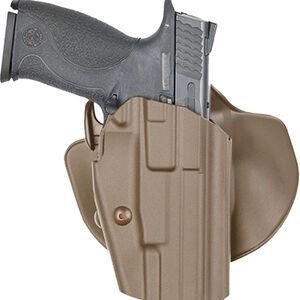 Safariland 578 GLS Pro-Fit Holster Multi-fit Sub-Compact Semi-Auto Pistols Paddle/Belt Loop Combo Right Hand SafariSeven FDE Finish