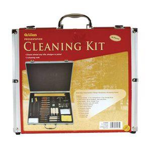 Allen Deluxe Cleaning Kit 60 Pieces Aluminum Case 70565