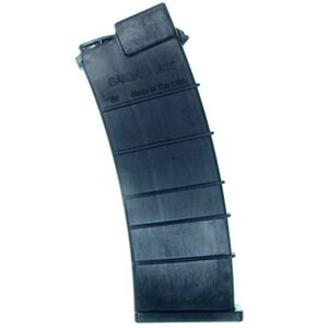 "SGM Tactical SAIGA Shotgun 15 Round Magazine .410 Bore 2-1/2"" Length Shells Only Polymer Matte Black"