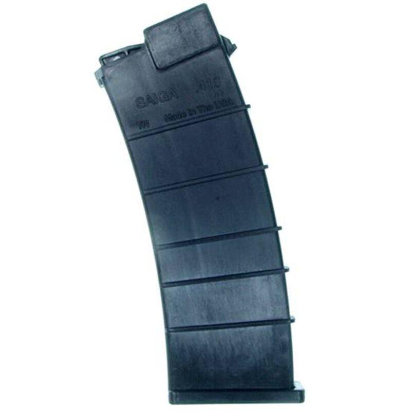 "SGM Tactical SAIGA Shotgun 15 Round Magazine .410 Bore 2-1/2"" Length Shells Only Polymer Matte Black"