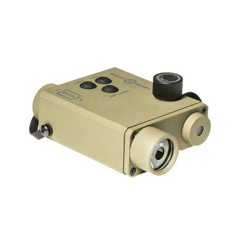 Laserlyte Center Mass Green Laser Sight: Sightmark LoPro Green Laser Designator/Flashlight Combo