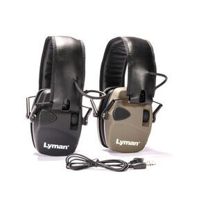 Lyman Electronic Hearing Pro Black 3010
