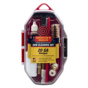 Shooter's Choice 20 Gauge Shotgun Gun Cleaning Kit
