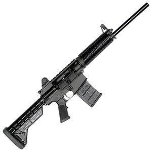 "JTS Group M12AR-B1 12 Gauge Semi Automatic Shotgun 18.7"" Barrel 3' Chamber 5 Round Magazine Retro Hand Guard Polymer Furniture Matte Black"