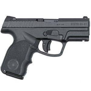 "Steyr Arms S40-A1 Semi Automatic Pistol .40 S&W 3.6"" Barrel 10 Rounds Black Polymer Frame Black Finish 39.811.2"