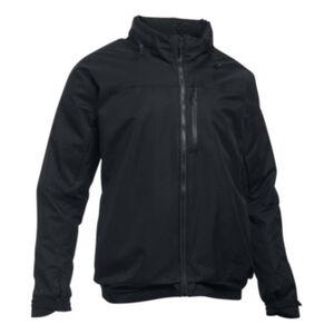 Under Armour Mens Tac Signature Bomber Jacket Small Black