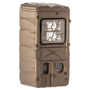 Cuddleback Double Barrel Strobe Game Camera 20MP 4 D Cell Battery Brown