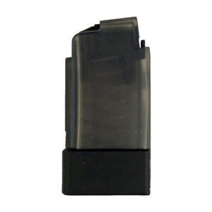 CZ-USA CZ Scorpion EVO 3 S1 10 Round Magazine 9mm Luger Polymer Construction Translucent Smoke Finish