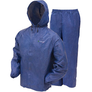 Frogg Toggs Ultra-Lite2 Rain Suit 2XL Royal Blue