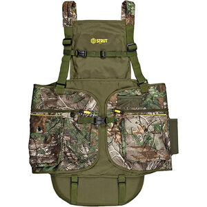 Hunter Specialties Strut Turkey Vest Size 2XL/3XL Realtree Edge Camouflage
