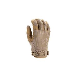 BLACKHAWK! F.U.R.Y. Utilitarian Glove Nylon Synthetic Suede Large Coyote Tan
