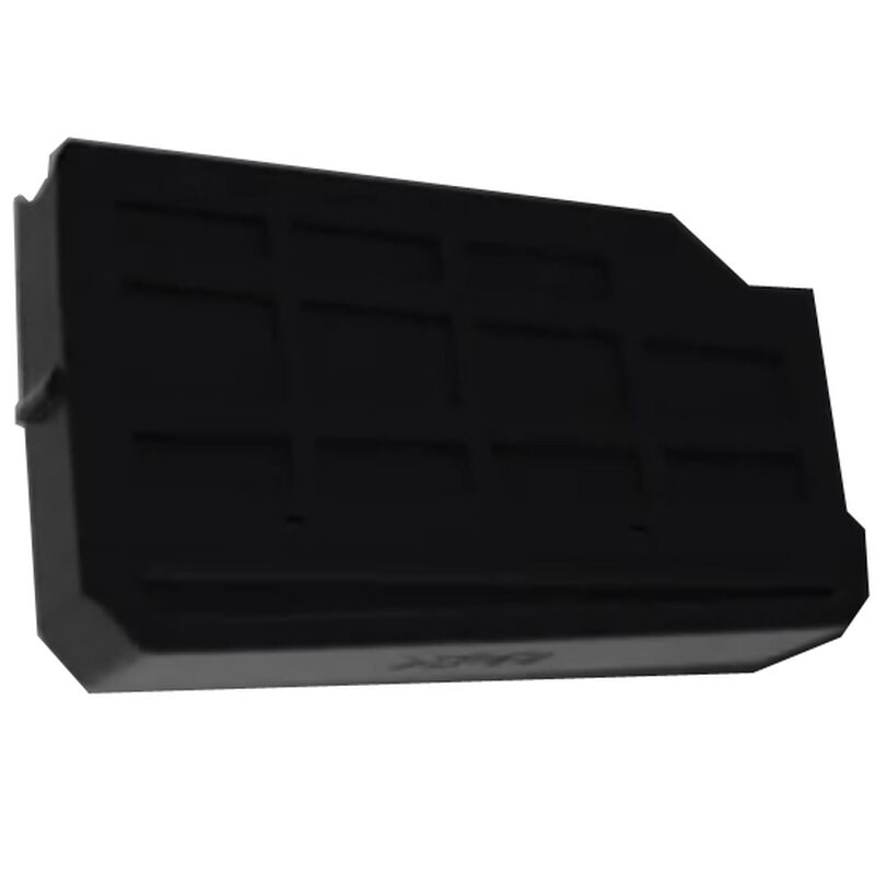Winchester XPR Magazine Long Action Magnum Cartridges 3 Rounds Detachable Polymer Matte Black 112098801