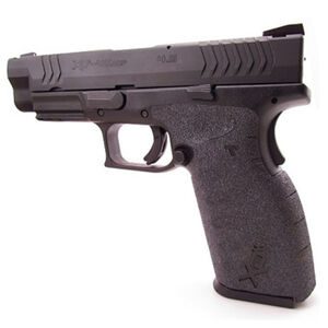 Talon Grips Adhesive Grip Springfield XD(M) 9/40 With Small Backstrap Granulated Rubber Black 205G