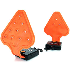 Striker FLEXIT Auto 180 Lumens Flexible Flashlight with Magnet and Rear Hazard LEDs