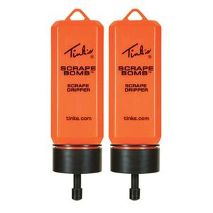 Tink's Scrape Bomb Scraper Dripper 2 Pack