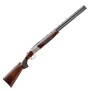 "Browning Citori 525 Field 16 Gauge O/U Break Action Shotgun 26"" Barrels 2 3/4"" Chamber 2 Rounds Walnut Stock Silver Nitride Finish"