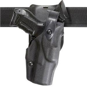 Safariland 6360 ALS SLS Duty Holster Glock 20, 21 Level 3 Retention Right Hand SafariLaminate STX Tactical Black 6360-383-131