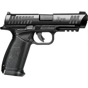 """Remington RP9 9mm Luger Semi Auto Pistol 4.5"""" Barrel 10 Rounds Black"""