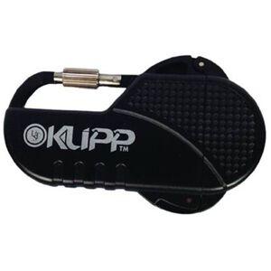 Ultimate Survival Technologies Klipp Butane Lighter Black 20-W15-01