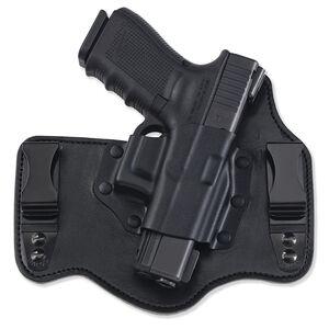 Galco King Tuk HK USP 9/40, VP 9/40, P30 Inside Waistband Holster Right Hand Kydex/Leather Black KT428B