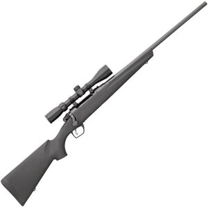"Remington 783 Bolt Action Rifle .30-06 Springfield 22"" Barrel 4 Rounds with 3-9x40mm Scope Free Float Synthetic Stock Black Matte Blue Finish"